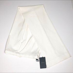 NWT Les Copains Off  White Straight Leg Pants 10